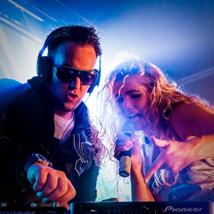 Hire DJ
