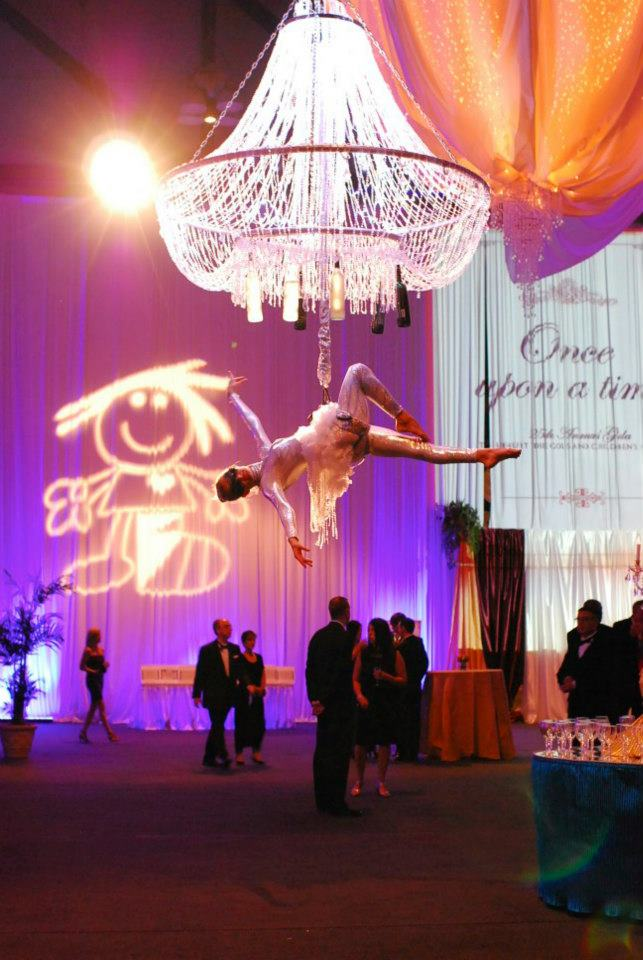 Corporate event entertainment ideas celebrity booking for Party entertainment ideas adults