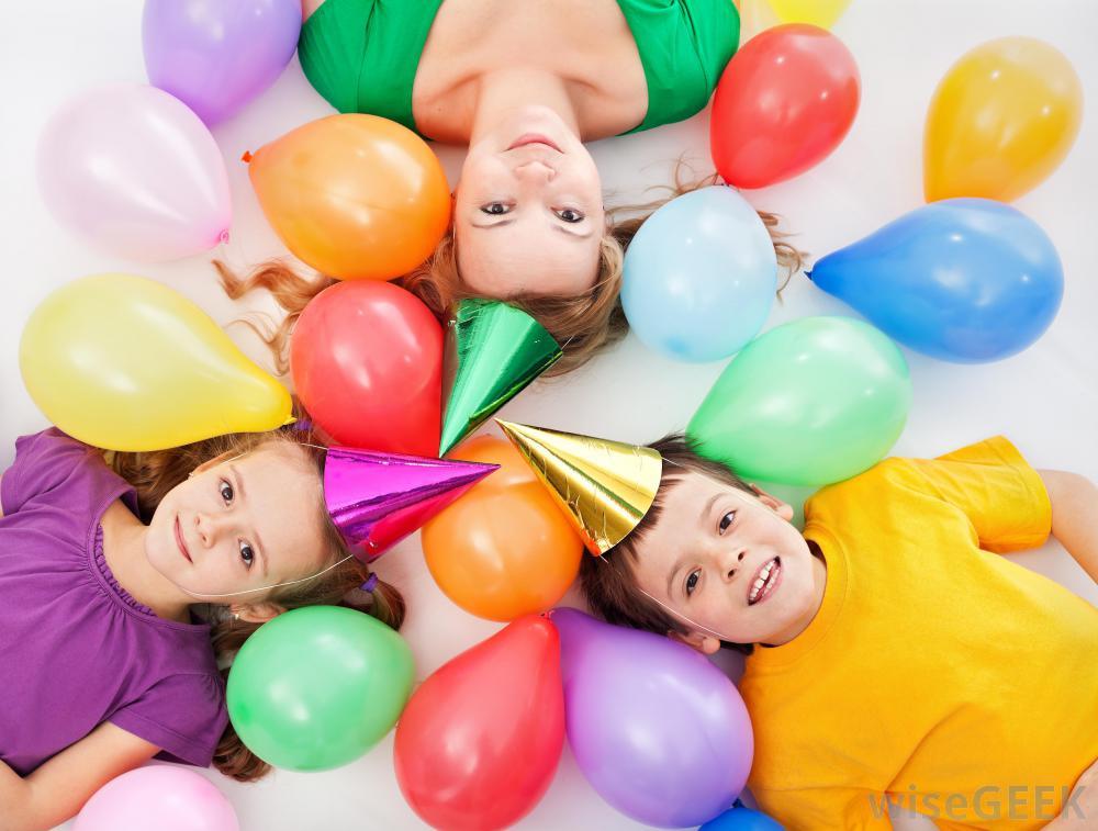 Introduction To Kids Birthday Party Etiquette - Children's birthday etiquette