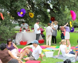 How To Throw A Grand Picnic Party, Part 1