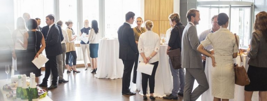 Simple Corporate Event Planning