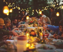 How to Plan A Great Dinner Party. Part 2