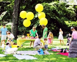 How To Throw A Grand Picnic Party, Part 2